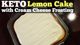 how to make lemon frosting with cream cheese