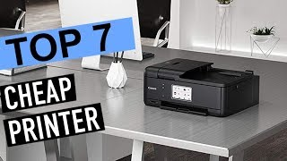 BEST CHEAP PRINTERS! (2020)