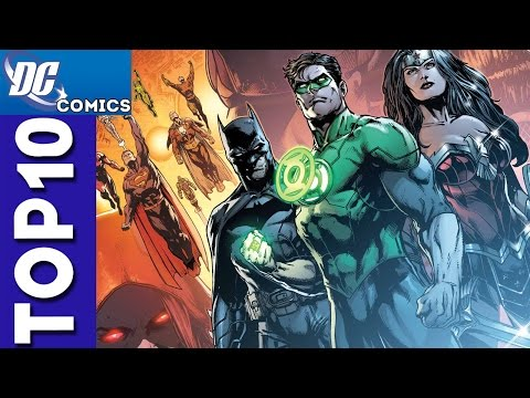 Top 10 Team Ups From Justice League