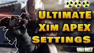 best bo3 xim apex settings - Kênh video giải trí dành cho