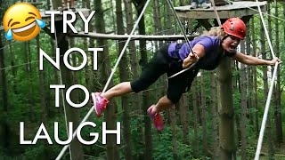 [ 2 HOURS ]Try Not to Laugh Challenge! Funny Fails 😂 | Fails of the Week | Funny Moments | AFV