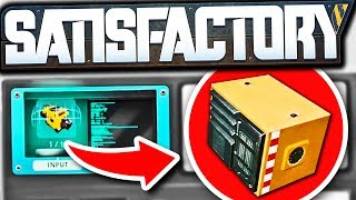 THIS CHANGES EVERYTHING, Best Alternative Recipe?! | Satisfactory Early Access Gameplay Ep 17