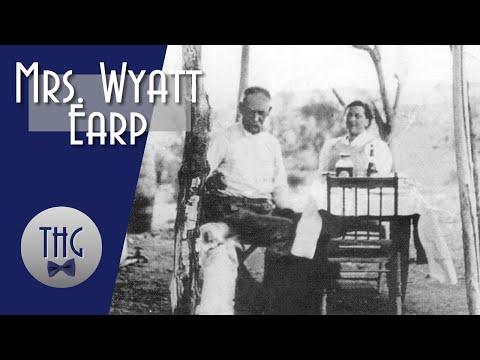 Josephine Sarah Marcus Earp: Wyatt Earp's Common Law Wife