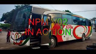 NPM Vircansa 02 duet Mosak Masik di Lintas Sumatera with NPM Jumbo