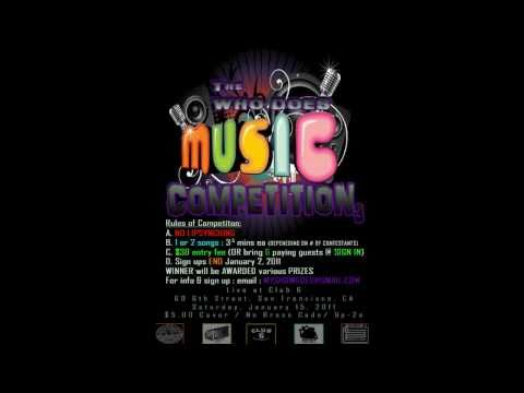 The Who Does Music Competiton 3 (INFOMERCIAL)