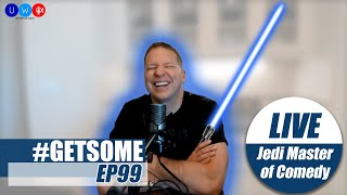 Gary Owen On Being In The Prime of His Comedy Career   #GetSome Podcast EP99