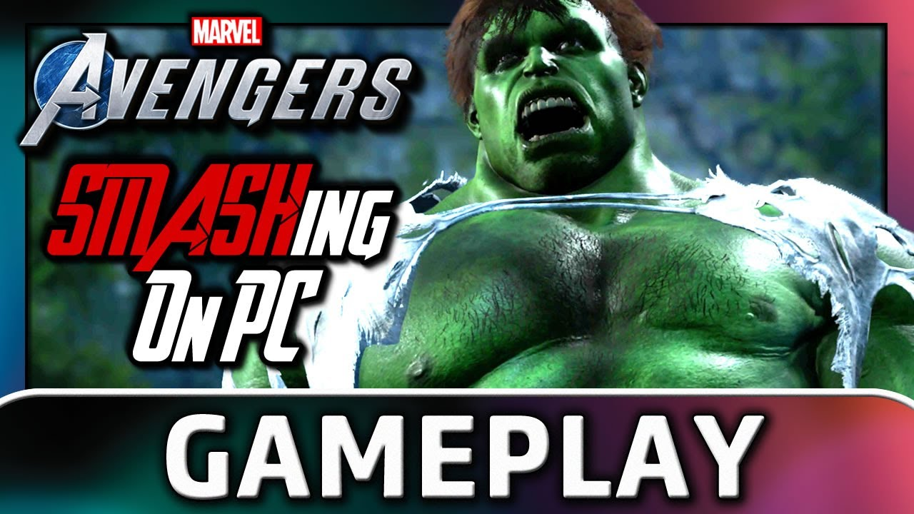 Marvel's Avengers | Gameplay At 60 FPS on 2080 Ti (60 FPS)