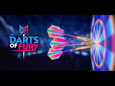 Vídeo do Darts of Fury