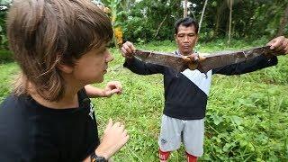 Индонезия. Знакомство с легендарной долиной Балием. 12 серия (1080p HD)   Мир Наизнанку - 5 сезон