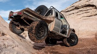 Off Roading in Moab Utah - The totaled Tacoma gets put to the test!