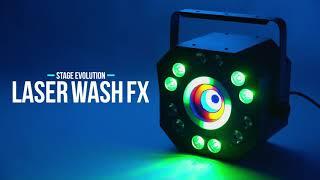 STAGE EVOLUTION 照明エフェクト LASER WASH FX