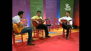 Ruben Diaz - Muhi Masri - Alex Munteanu / CFG Malaga TV 2012 Onda Azul  / Rio Ancho by Paco de Lucia