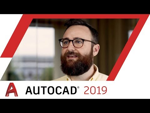 Introducing AutoCAD 2019