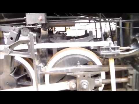 Video The Railroad Train Museum Galveston Texas