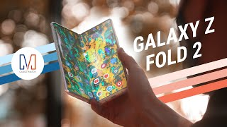 Samsung Galaxy Z Fold2 5G Review: Ahead of Its Time!