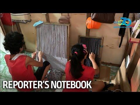 [GMA]  Reporter's Notebook: LOLA, NAGTITINDA NG BASAHAN PARA MAKABILI NG LAPTOP PARA SA APO PARA SA PASUKAN