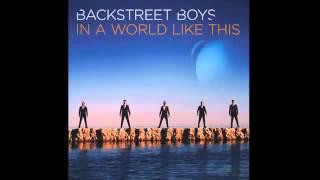 Backstreet Boys - 01 - In A World Like This (w/lyrics)