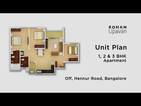 3D Tour of Rohan Upavan Phase 4