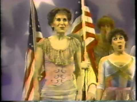 Barnum Musical - קטע מהמחזמר בו כיכב מייק בורשטיין בברודווי