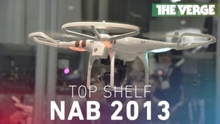 NAB 2013 and the cutting edge of cinematography thumbnail