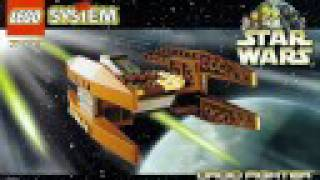 LEGO Star Wars - Sets of the Year 1999