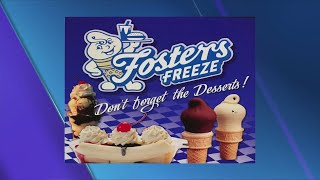 Delicious Eats at Fosters Freeze