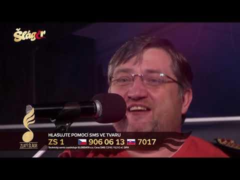 Zlatý Šlágr - Absolutní štěstí - Jaroslav Kovář