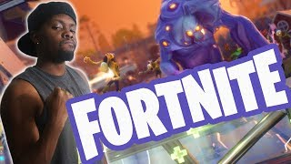 I LOVE THIS GAME! NEW SERIES WITH THE CREW?? - Fortnite Gameplay Walkthrough Ep.1