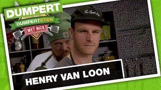 Henry van Loon bij DUMPERTETEN!!