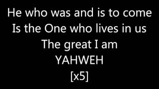 Elevation Worship Yahweh(Lyric Video)