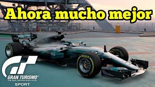 Gran Turismo Sport - Actualización 1.24 | El Mercedes F1 está mucho mejor