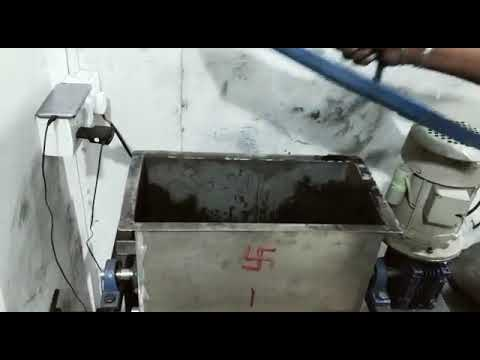 Agarbatti  Powder Mixer Machine