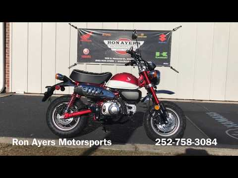 2019 Honda Monkey in Greenville, North Carolina - Video 1