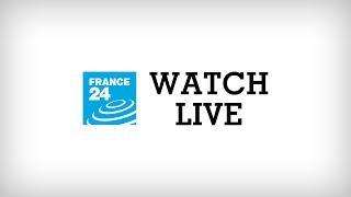 FRANCE 24 live news stream: all the latest news 24/7