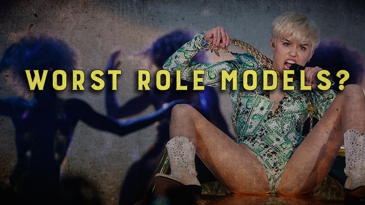Miley Cyrus Crowned Worst Role Model For Kids thumbnail
