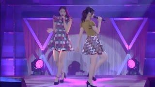 矢島舞美&和田彩花Thanks!2016