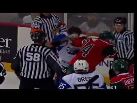 Kelly Bent vs. Kyle Ward