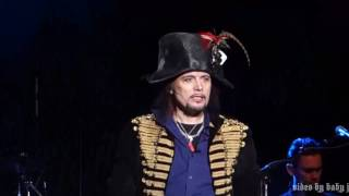 Adam Ant-LOS RANCHEROS[Adam & The Ants]-The Fillmore-San Francisco-2.7.17-Kings Of The Wild Frontier
