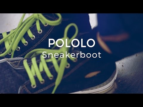 Pololo Sneakerboot Hanf Jeans