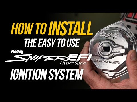 How to install the easy to use Sniper EFI Hyper Spark Ignition System
