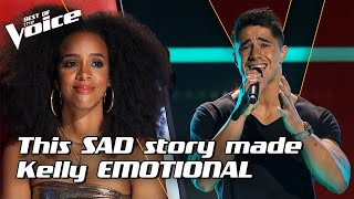 Brock Ashby sings 'Use Somebody' by Kings of Leon | The Voice Stage #9