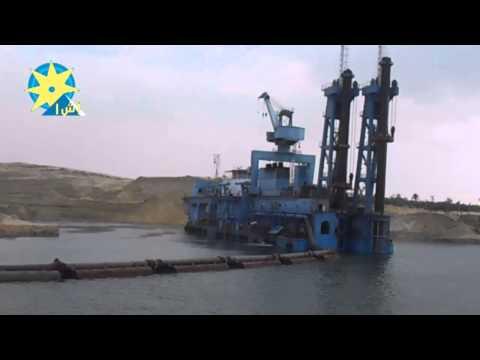 extension suez canal - name al manshour not correct