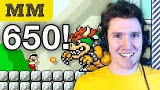Morning Mario #650 •EXPERT - 100 MARIO CHALLENGE!