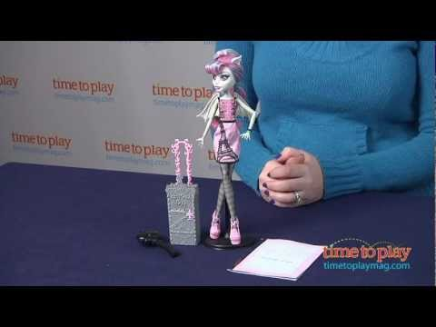 Monster High Scaris City of Frights Rochelle Goyle from Mattel