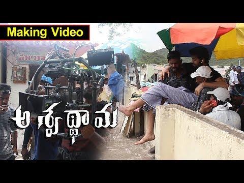 Ashwathama Movie Making Video