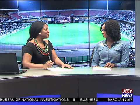 Sports Desk on JoyNews (30-3-18)