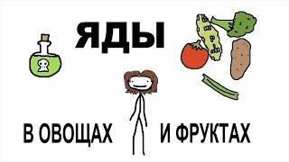 Яды в овощах и фруктах - Академия Сэма Онеллы (Озвучка ЗВЕРЬКО)