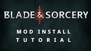 How to Install Mods Post U6