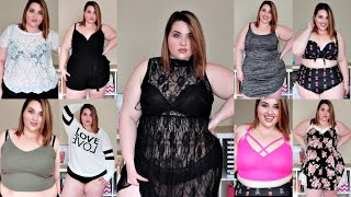 Try On LA Haul |Torrid, City Chic, Forever21|