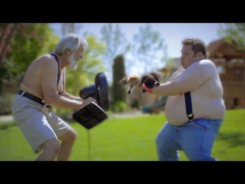 KITTEN AIR - Scott & Brendo (Lyric Video)